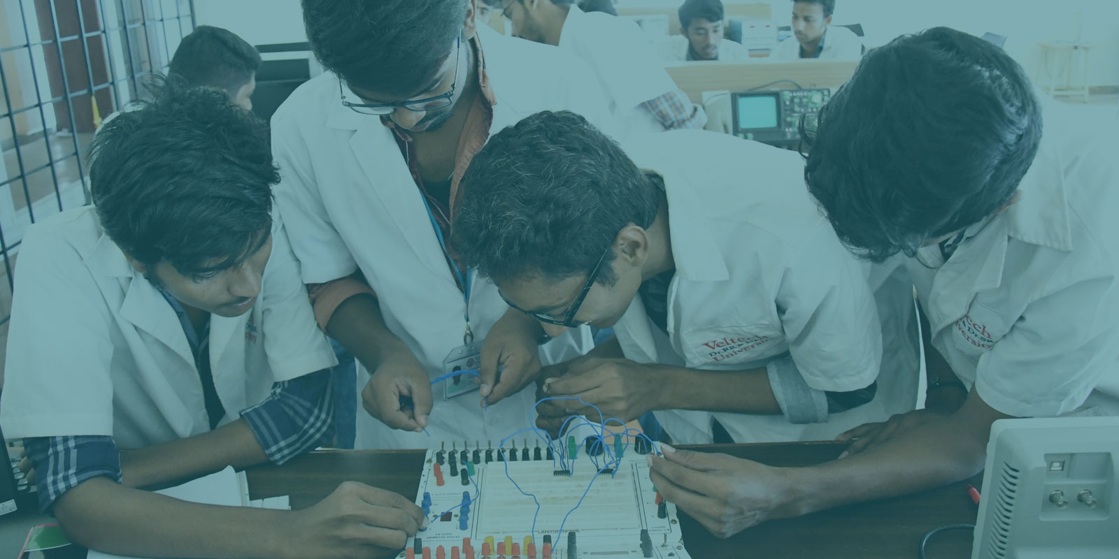 Vel Tech Electronics And Communication Department Books To Learn Conceptually On Learning About Engineering