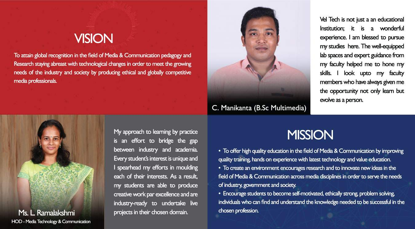 Vel Tech Mechanical Engineering mission