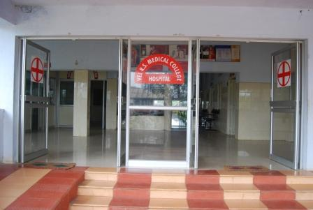 Medical Facilities Vel Tech