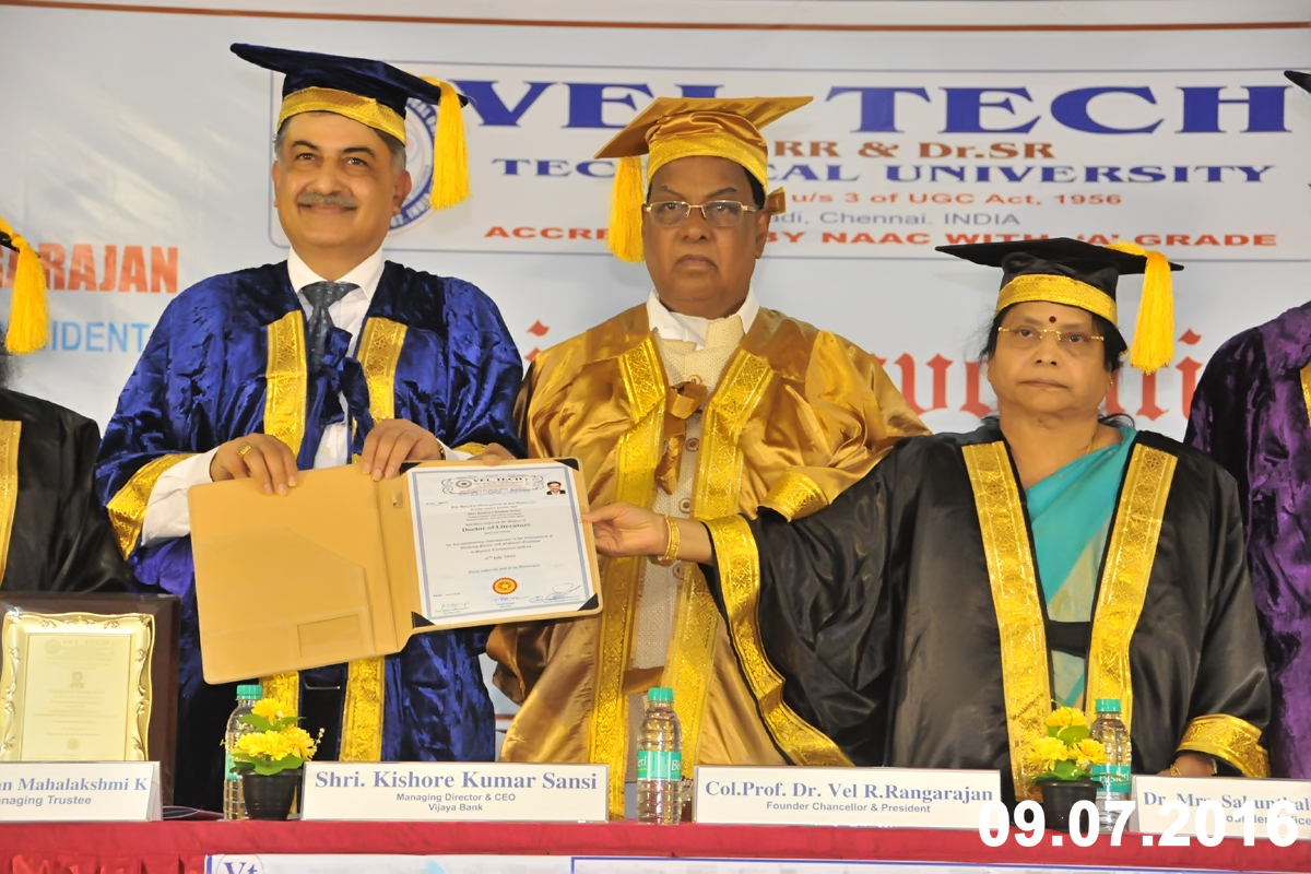 special convocation