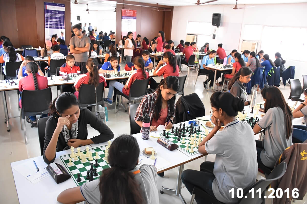 All India Inter University Chess Tournament