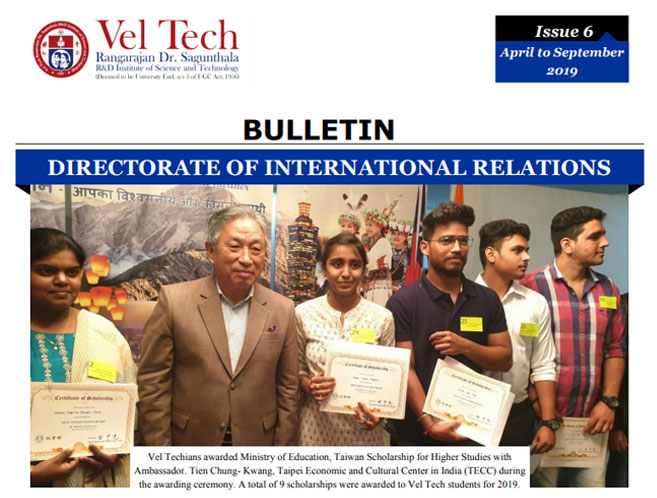 Bulletin Issue 6