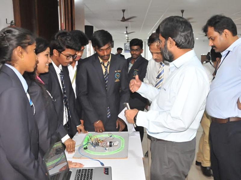 Vel Tech admissions
