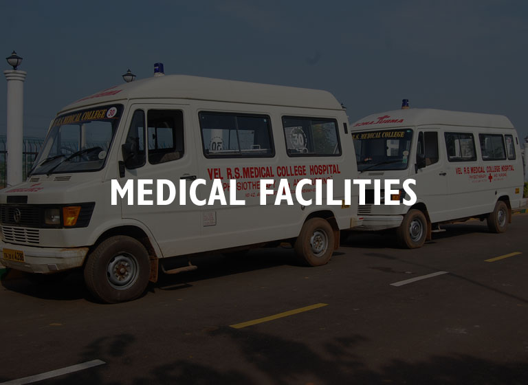 Vel Tech Campus Medical