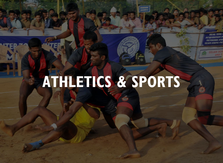 Vel Tech Campus Sports