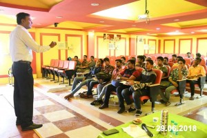 Interaction with Freshman Engineering Students