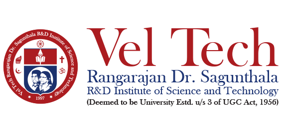 Vel Tech Rangarajan Dr.Sagunthala R&D Institute of Science and Technology Mobile Retina Logo