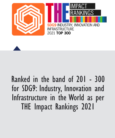 THE Impact Ranking 2020